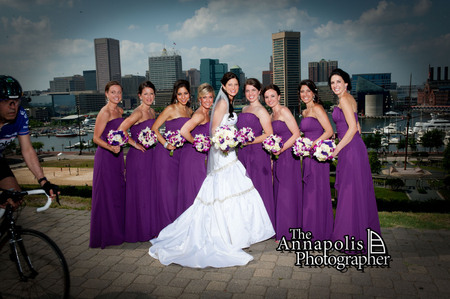 Federal Hill Wedding